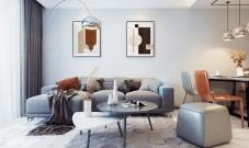 房子客厅沙发软装该怎么搭配,软装搭配有什么技巧?