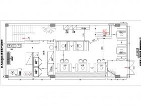 广州和佛山店铺办理卫生许可证要平面图找谁画?