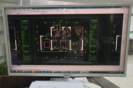 装修物业要平面装修施工图、水电图、电气系统图怎么弄?
